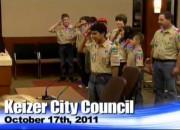 city council 2011-10-17