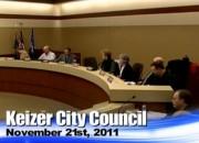 city council 2011-11-21