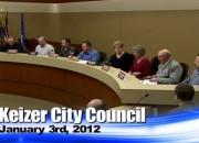 City Council 2012-01-03