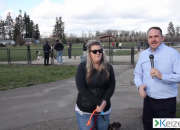 Keizer Tv parks dog park interview